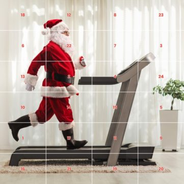 Adventskalender Achilles Running