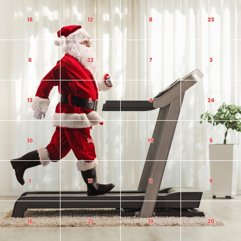 Achilles Running Adventskalender