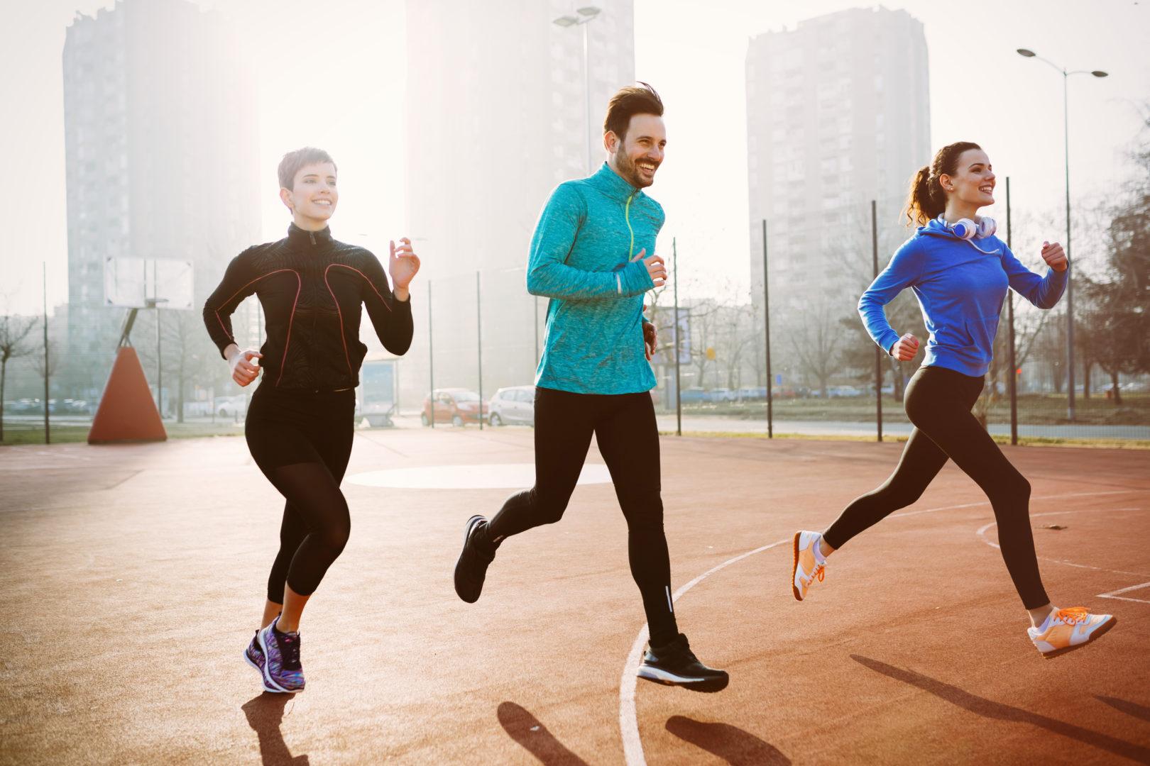 Marathon Laufen