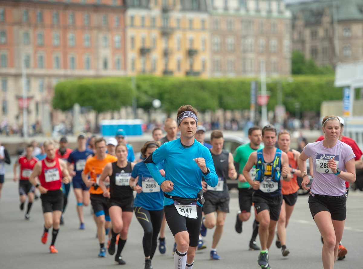 Der Stockholm Marathon 2020 findet virtuell statt