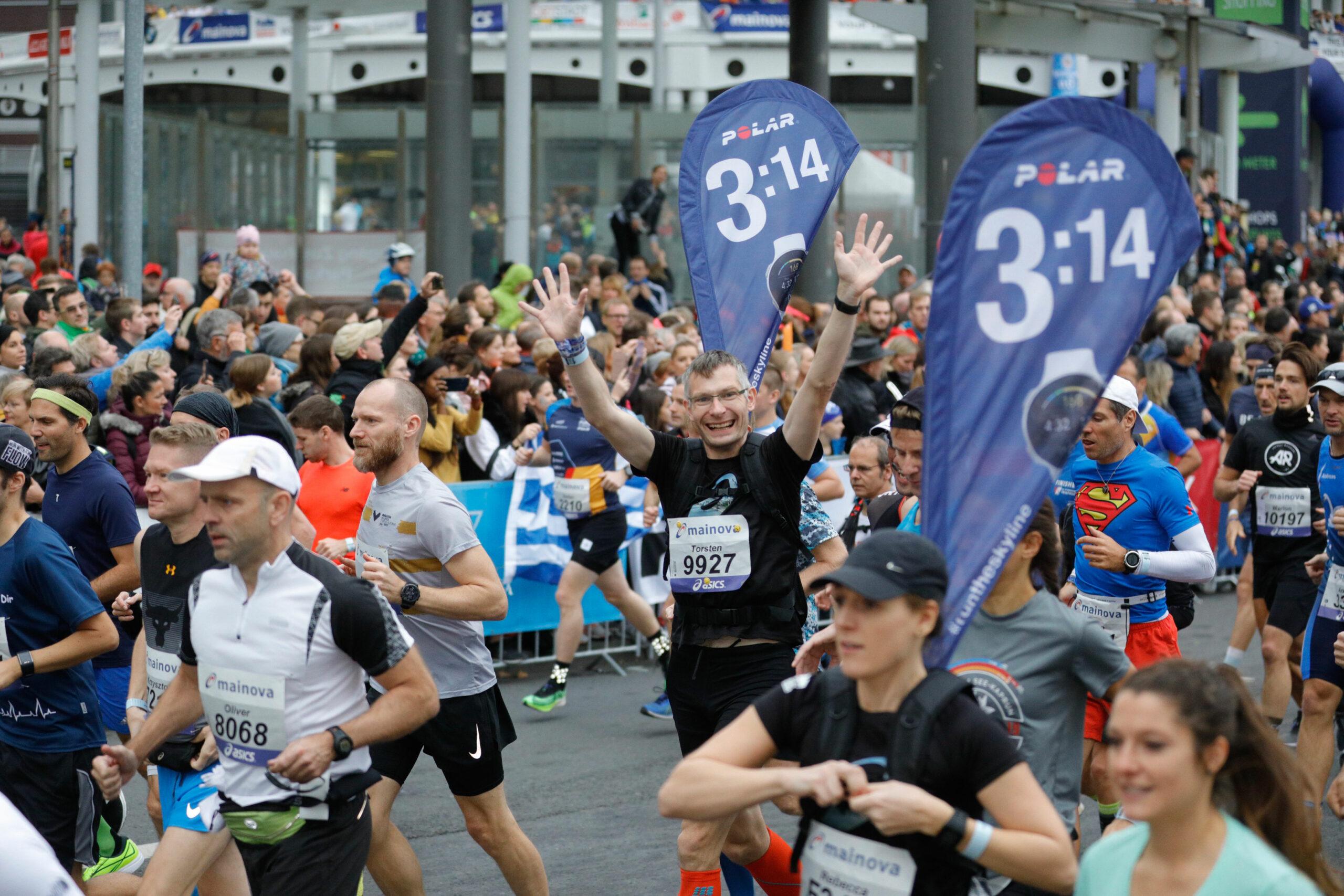 Absage: Mainova Frankfurt Marathon