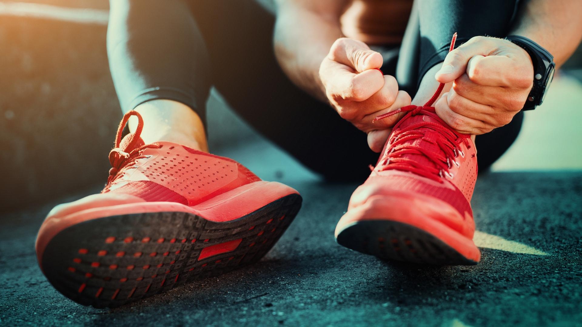 Laufschuhe: Zu viel Dämpfung schadet dem Fuß