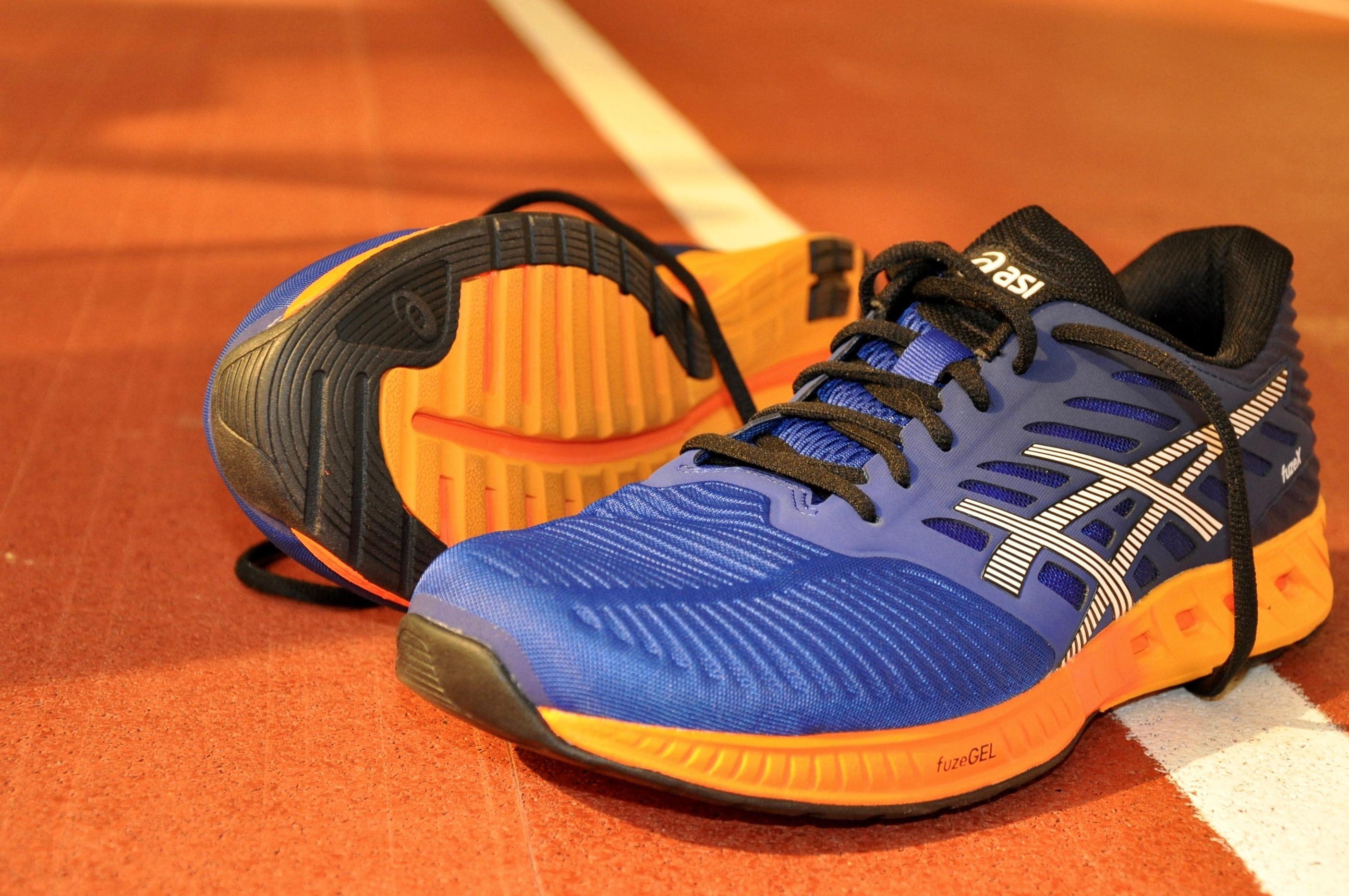Asics fuzeX Laufschauh im Test | Achilles Running