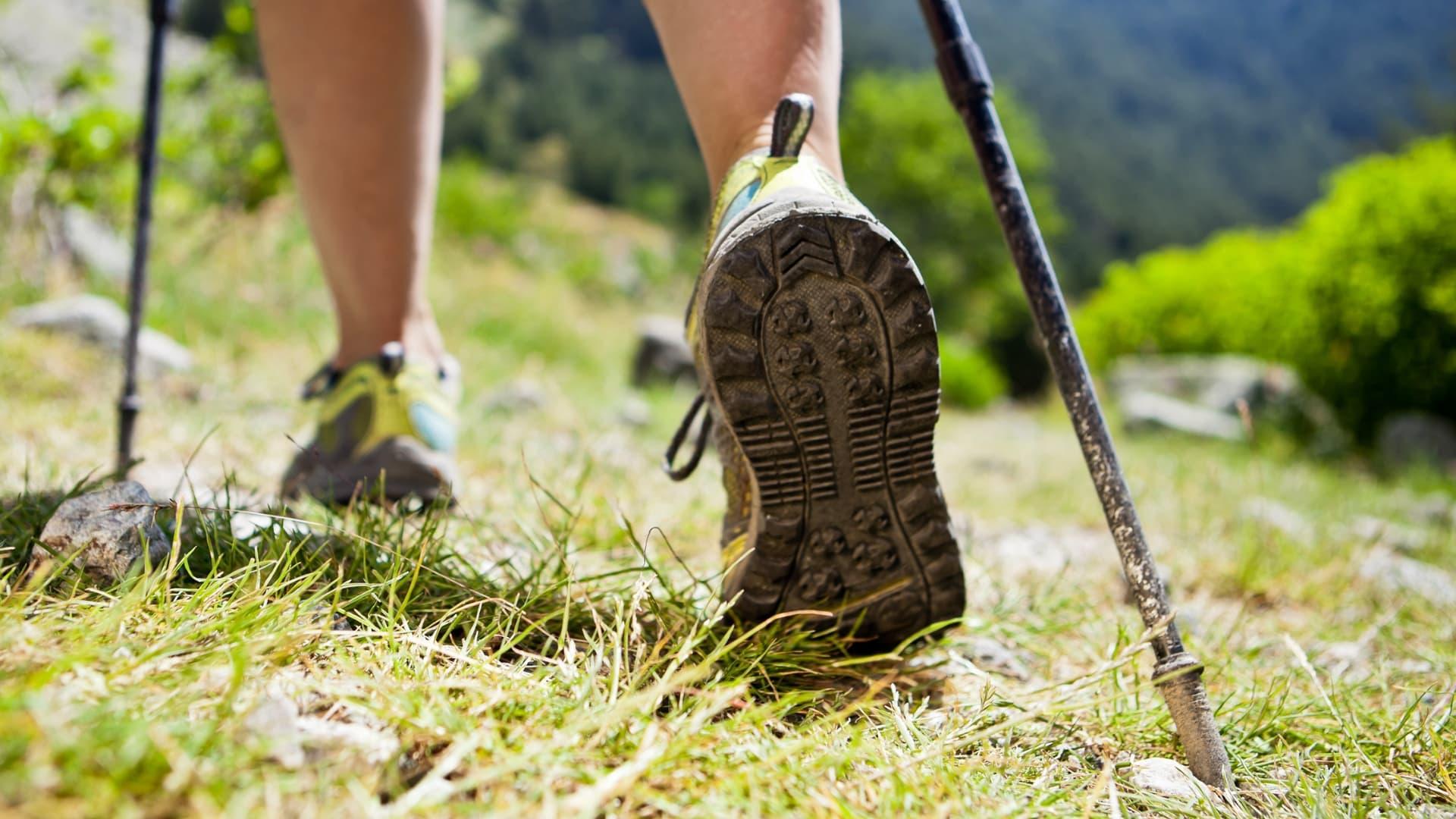 Walking Anleitung